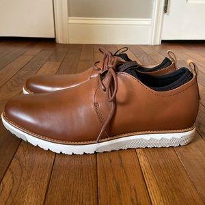 Men's hushpuppies dress shoe